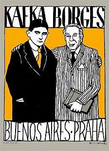 Jiří Votruba »  Kafka and Borges Fun Explosive 2005