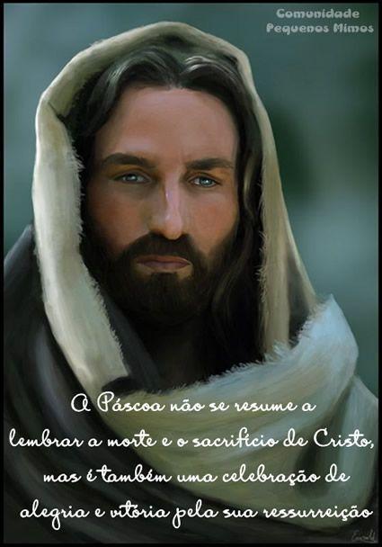 A Páscoa Não Se Resume A Lembrar A Morte E O Sacrifício De Cristo