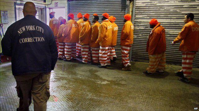 Riker's Island Inmates