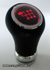 MAZDA MX5 - 3 - 5 - 6 - 626 - RX8 ILLUMINATED 5/6 SPEED GEAR SHIFT KNOB ALFA ROMEO ILLUMINATED 5/6 SPEED GEAR SHIFT KNOB HONDA ILLUMINATED 5 SPEED GEAR SHIFT KNOB OPEL ASTRA ILLUMINATED 5/6 SPEED GEAR SHIFT KNOB AUDI VW ILLUMINATED 6 SPEED GEAR S...
