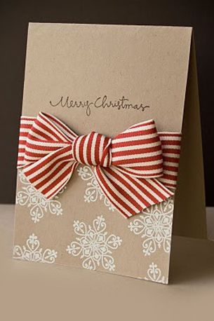 » DIY // Christmas cards | PS by Dila - Your daily inspiration