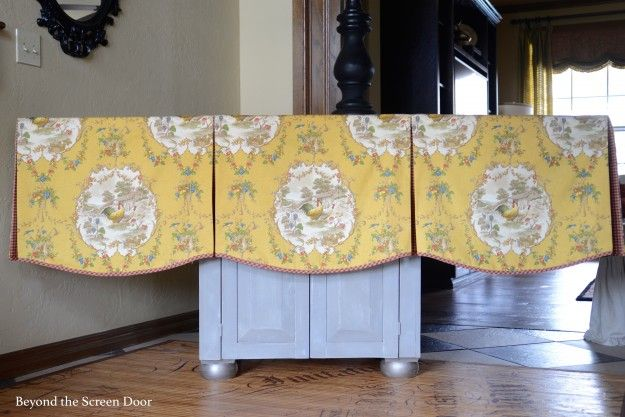 When Fabric Design & Pattern Repeat Influence Window Treatments | Beyond the Screen Door
