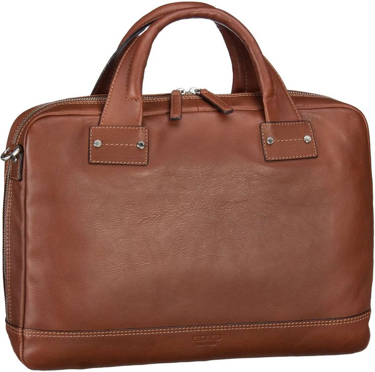 Taschenkaufhaus Picard Do It Business Bag Cognac (innen: Braun) - Aktenmappe: Category: Taschen & Koffer > Aktenmappen > Picard…%#Taschen%