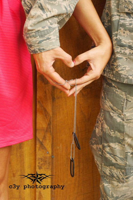 Air Force Couple Military Photo Ideas ©c3y photography 2012-2013