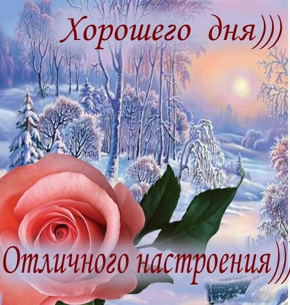 отличного настроения на весь день картинки зимние спектакле кыся