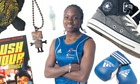 six Team GB athletes take us through the gear they hope will help them on their way to Olympic success