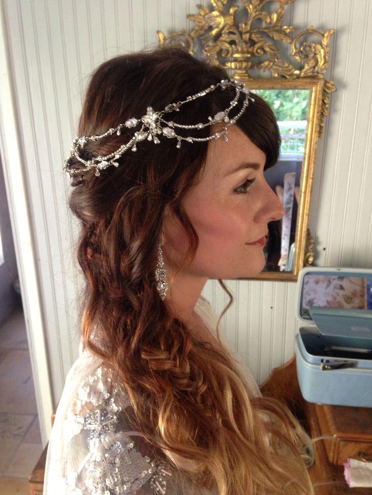 Bridal Hair Accessories Boho : 74 best wedding hair & accessories images on pinterest