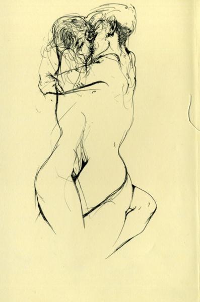 Art Drawing, A Kisses, Graphics Design, Illustration Art, Arthur Elgort, Line Drawing, Art Attack, Figures Drawing, Egon Schiele