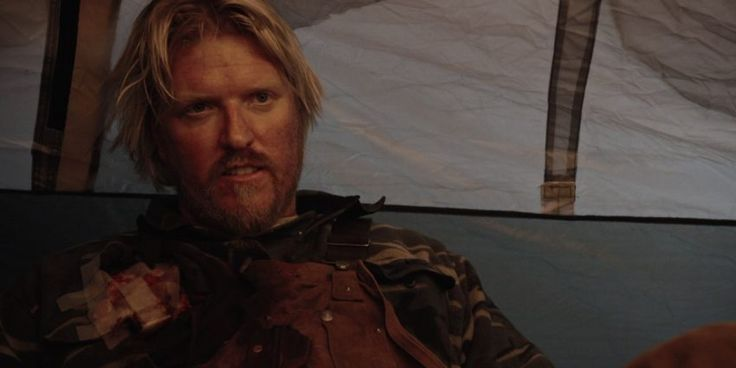Jake Busey Joins the Fight Against The Predator