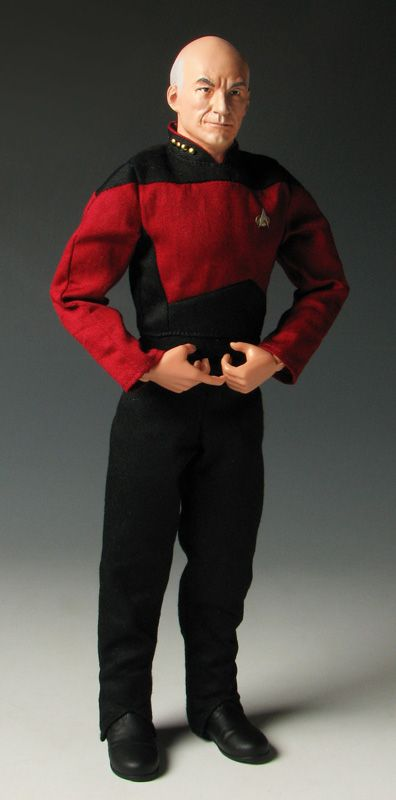 Captain Picard - Dragon Model - Japanese 1/6th Scale Action Figure