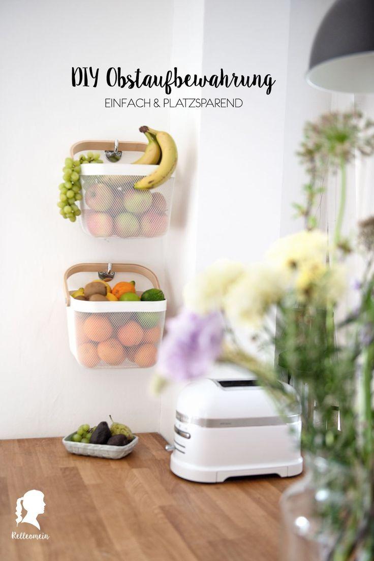 Bananen im Kühlschrank – Obst richtig lagern