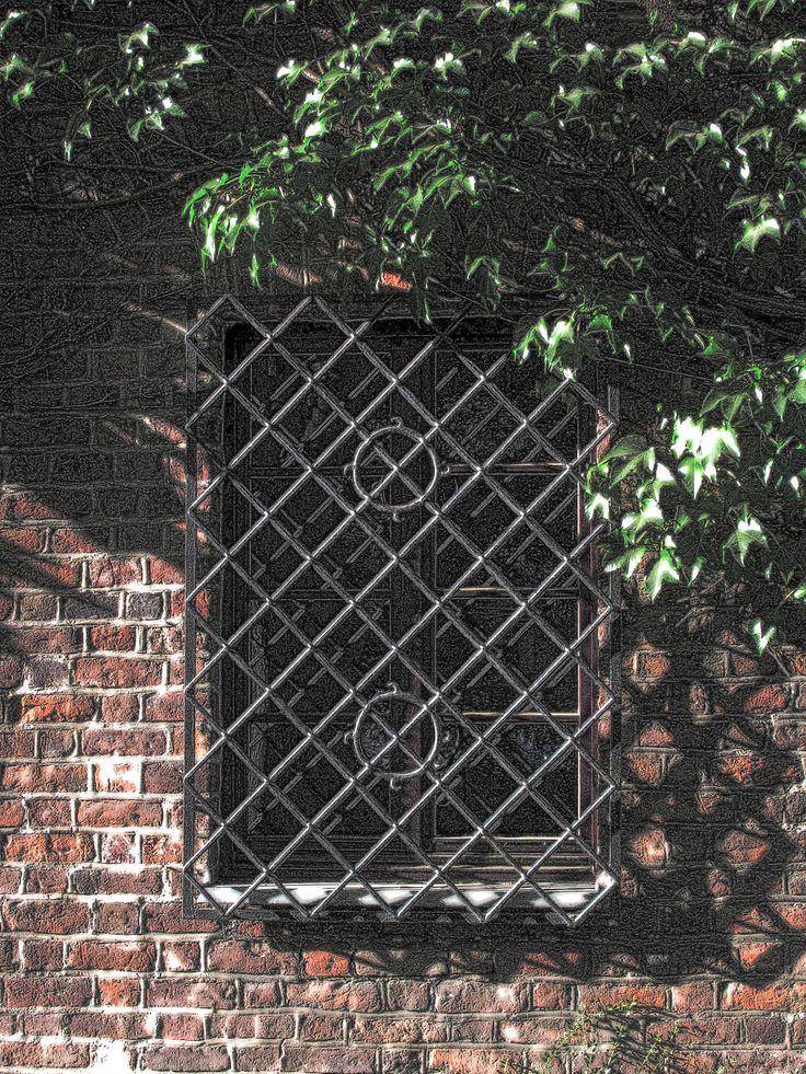 Barred window by Grzegorz Adamski on 500px