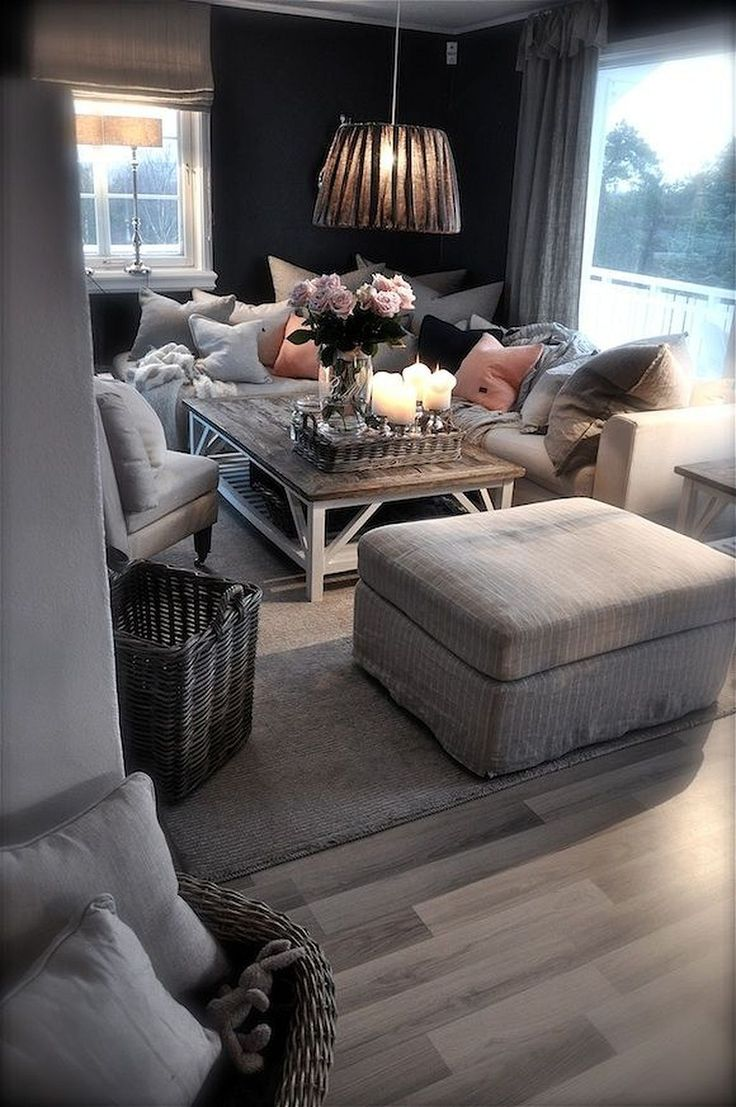 Best 25+ Cozy family rooms ideas on Pinterest | Living room ...