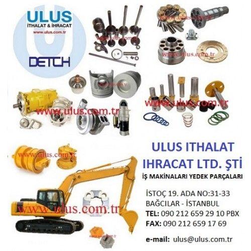 02290-11016 BOLT AND NUT İş makinaları parçaları Spare Parts, Motor Yedek parçaları