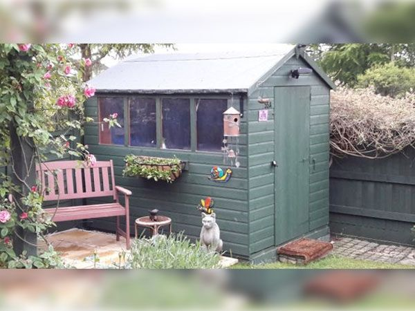 Tiger Shiplap Apex Shed | Wooden Shiplap Sheds by Tiger Sheds