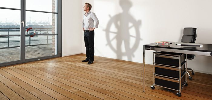 This is Shipsdeck Floor......all in the comfort of your home or office.