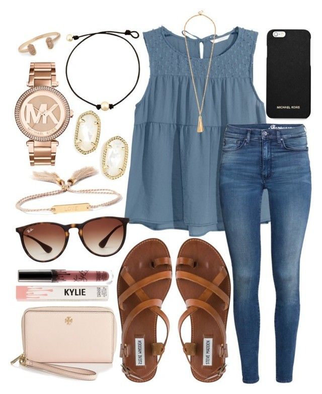 by jadenriley21 on Polyvore featuring Tory Burch, MICHAEL Michael Kors,