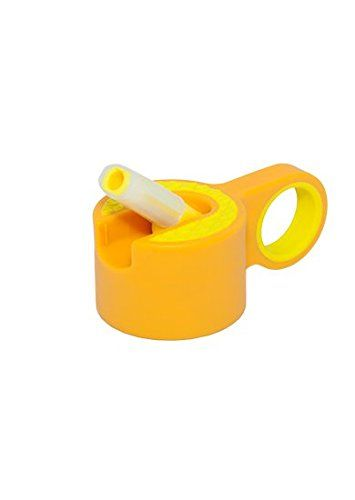 Zing Anything CZOSP Citrus Zinger Sport Cap, Orange  Relief valve is Whistle free  No BPA, phthalates, lead or other toxins  Removable straw for ease of cleaning  1 year manufacturer warranty on any mechanical defects.