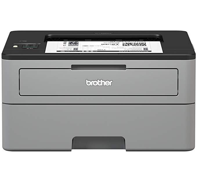 Brother Compact Monochrome Laser Printer Hl L2350dw Wireless Printing Duplex Two Sided Printing Amazon Da Best Laser Printer Laser Printer Wireless Printer