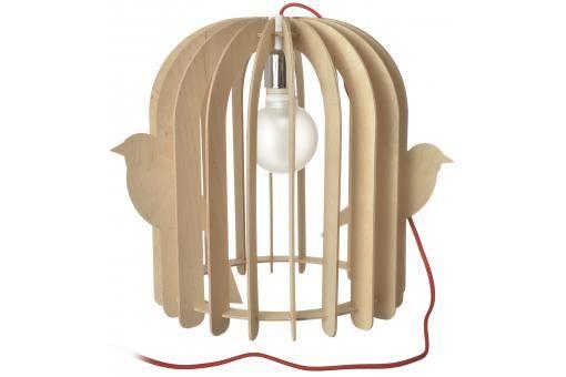 Lampe Cage À Oiseaux La Chaise Longue, deco design La chaise longue