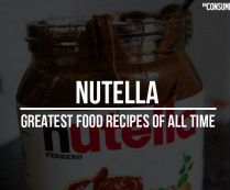 Sweet Tooth: The 15 Best Nutella Recipes Ever I'm using Hershey's Almond Spread, allergic to hazelnuts