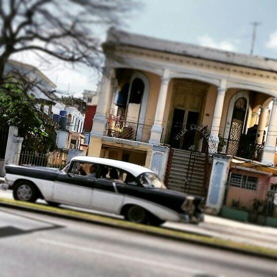 La Habana.  Vedado.