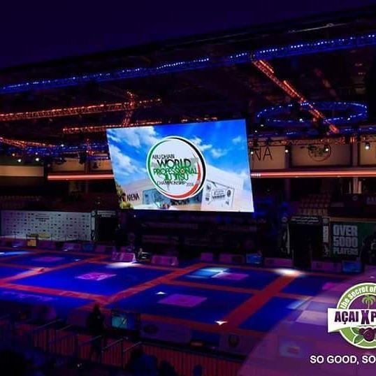 "Witness the World's best Players in Abu Dhabi World Professional Jiu-Jitsu Championship (WPJJC) from April 15 to 24, 2016 at IPIC Arena, Zayed Sports City, Abu Dhabi. We are serving the No. 1 Superfood for Jiu-Jitsu Fighters, ""Acai Berry"". See you there! #acai #jiujitsu #wpjjc #abudhabi #world #uae #event"