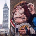 Manifiesto Mx, reúne a diez artistas urbanos para que intervengan varias paredes de la Ciudad de México a partir de febrero de 2015 con una causa social.