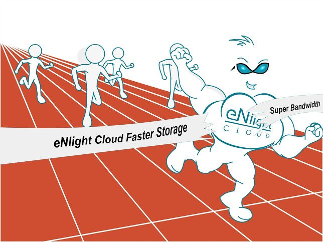 What is eNlight? eNlight is among the first cloud server hosting platforms in the industry to provide automatic scaling of resources. With its intelligent design, eNlight is able to calculate the need for additional resources and the need to withdraw them as and when required, therefore providing a truely scalable environment.  http://www.eukhost.com/enlight/cloud-hosting.php