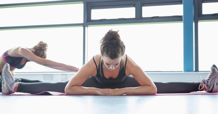 """According to fitness coach Pavel Tsatsouline in his book, """"Relax Into Stretch,"""" the ability to do splits requires more than just strength or flexibility. These exercises also require you to train your neurological system to relax your muscles. This doesn't mean you can force the process in a week, though. Unless you are very flexible and..."""