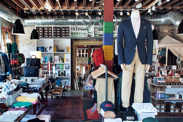 These Are the Best Men's Stores In America - Best Men's Stores 2014 - Esquire
