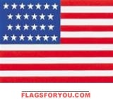 34 Stars Flag 3x5
