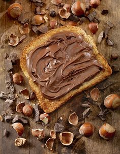 Pâte à tartiner chocolat noisettes Thermomix pour 4 personnes - Recettes Elle à Table