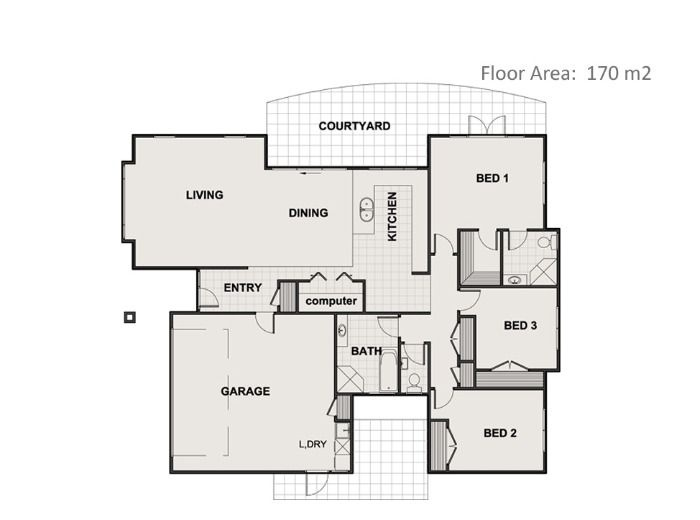 200m2 house plans house plans for Floor plans for 200 000 homes