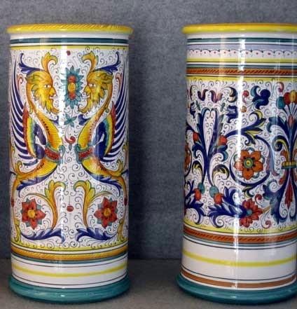 Portaombrelli Di Ceramica Dip A Mano Italy Http