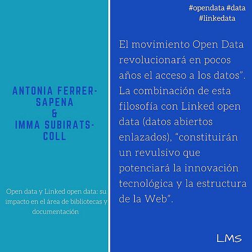 Open Data como revulsivo de innovación | Open Big Data Management