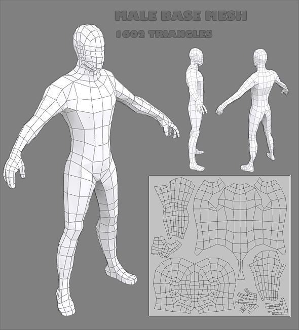 You will notice that I have a lot of wireframe references on my account. This is…