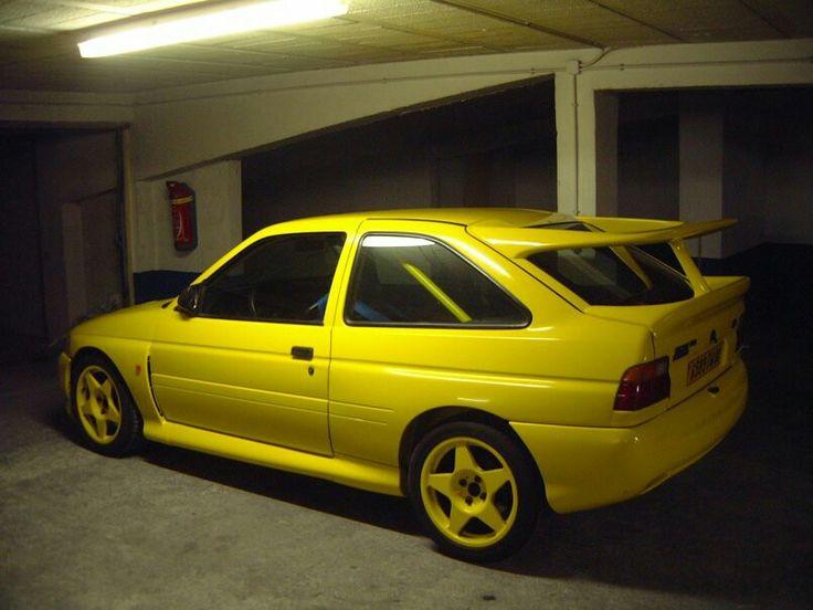 Escort Cosworth SOLD