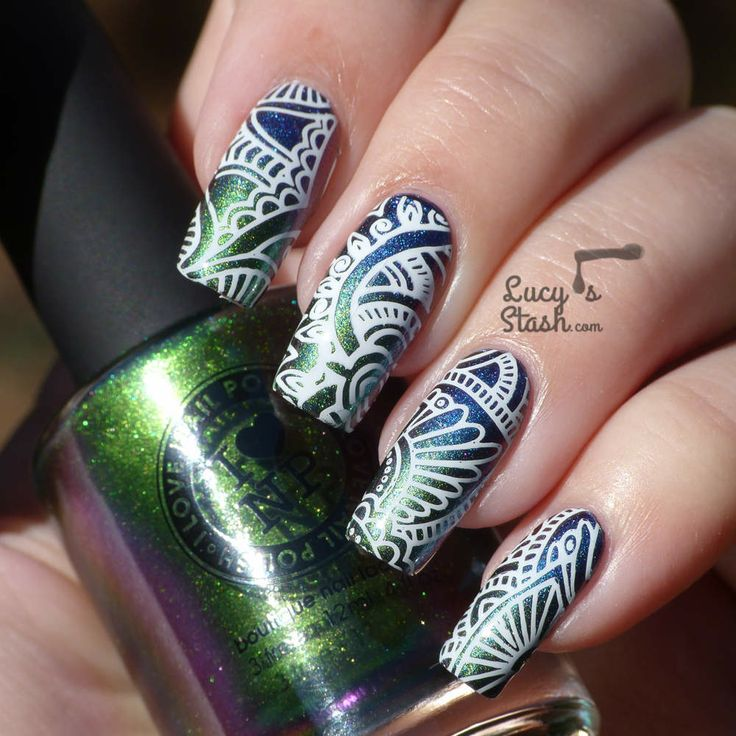 Best Mehndi For Nails : Best images about mehndi designs on pinterest nail