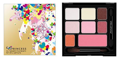 Shu Uemura 6 ♥ Princess by Takashi Murakami Holiday Collection 2013 Bộ Sưu Tập #shuuemura #trangdiem #mypham #lamdep #beautyblogger #vietnamese