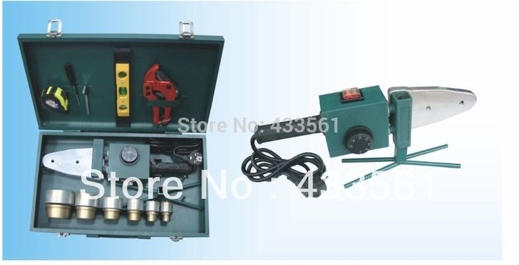 39.60$  Buy now - http://alitl4.shopchina.info/go.php?t=1238106595 - whole set quality Portable welding machine/equipments in size scope DN20-DN63 for pipeline fittings socket fusion and connecting  #magazineonline