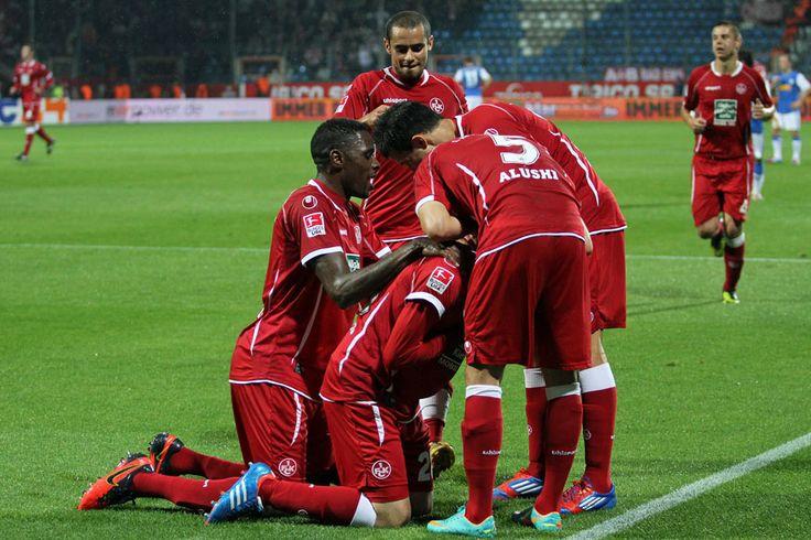 Kaiserslautern vs Wurzburger Kickers Live Soccer Stream - German Bundesliga 2