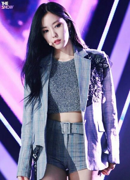 Hyomin √ T-ara