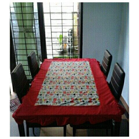 Fitting tablemat