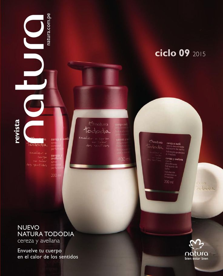 ISSUU - Revista NATURA PERU ciclo 09 2015 www.catalogosmujer.com by Catálogos Mujer