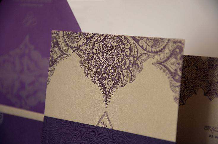 The Invitation Saffluence The Modern Brides Guide To Creating Stunning Indian