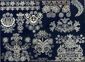 Category: Patterns - PYSANKY BASICS BATIK EGGSby MAGGIE TARRIS BAUER