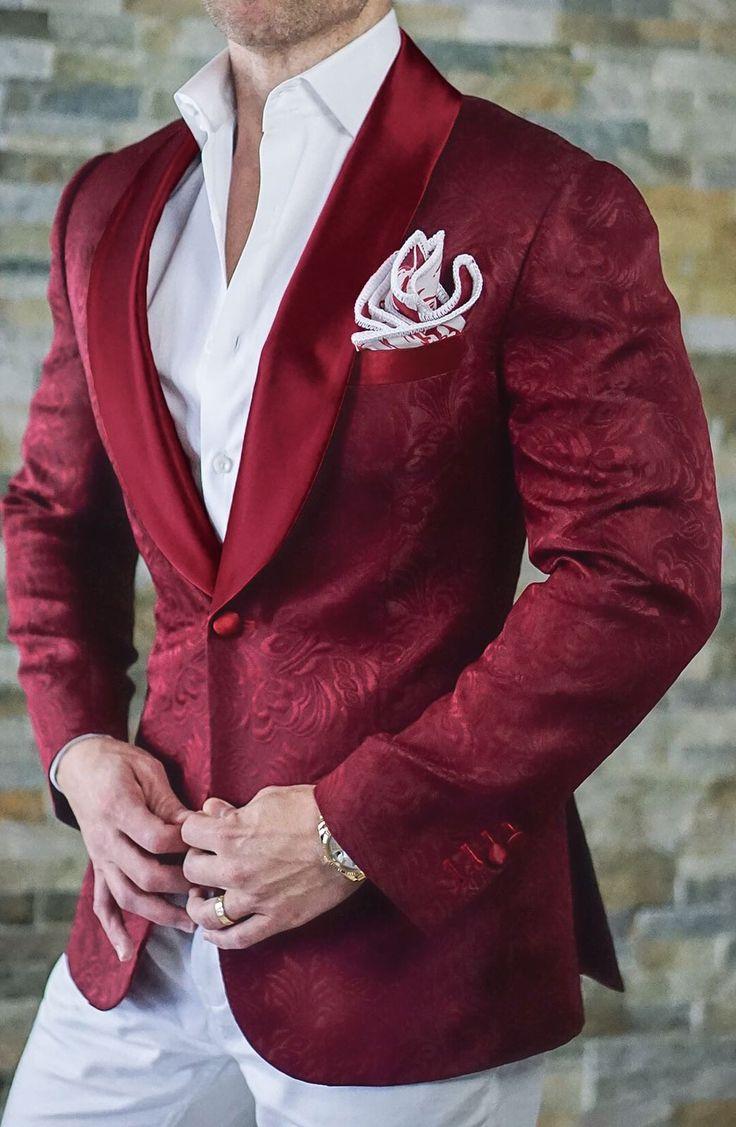 Best 25 Maroon tuxedo ideas on Pinterest  Maroon wedding