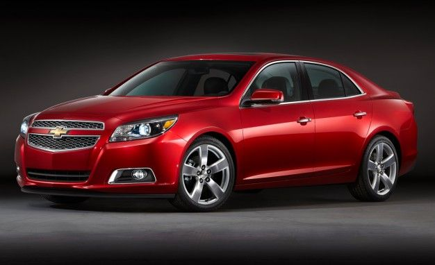2013 Chevy Malibu Turbo LTZ - rather have this than some foreign import luxury car.