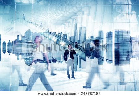 Business People Talking Stock Photos, Images, & Pictures   Shutterstock